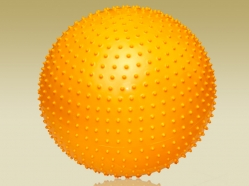 28 - Piłka rehabilitacyjna jeżyk