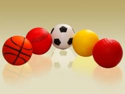 26 - Piłka rehabilitacyjna do ćwiczeń dłoni