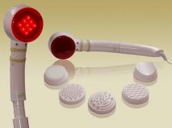 1 - Masażer do ciała - lampa w podczerwieni